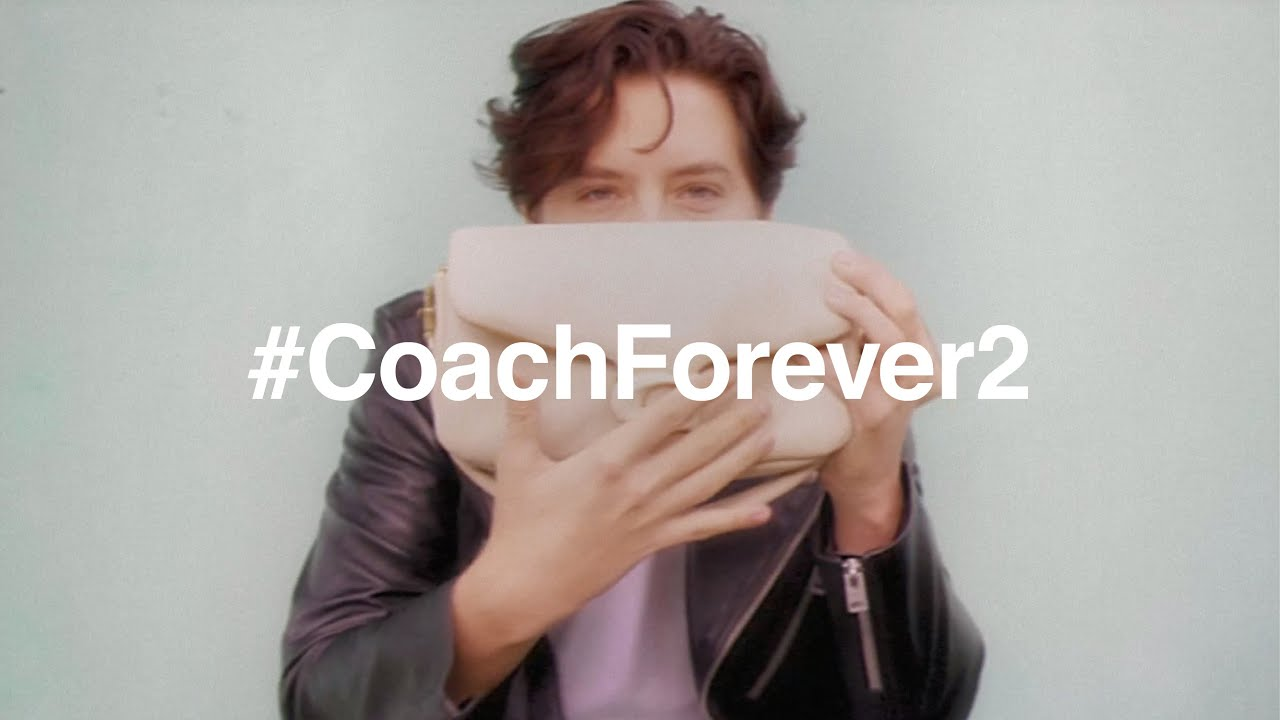 """Cole Sprouse & Bob The Drag Queen Star in """"Pillow Talk"""" on """"Coach TV"""" 