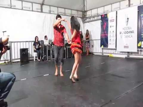 Mostra Alagoana de Dança em Boca da Mata (29/08/2016) - Italo Miguel Dança de Salão