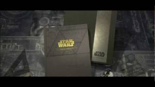 Star Wars: The Blueprints -- Exclusive Book Teaser Trailer