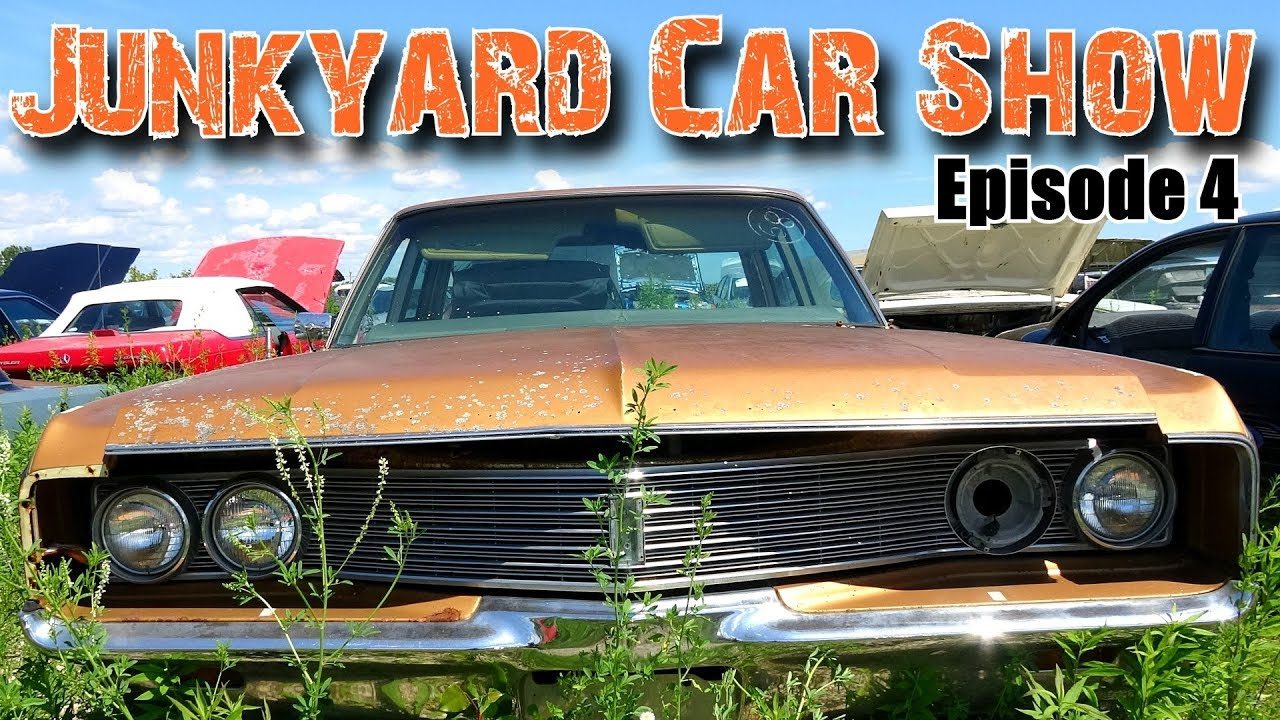 Junkyard Car Show Episode 4 - YouTube