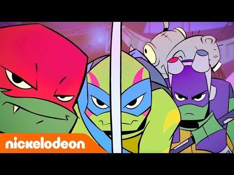Мультфильм черепашки ниндзя мутанты черепашки ниндзя новые приключения