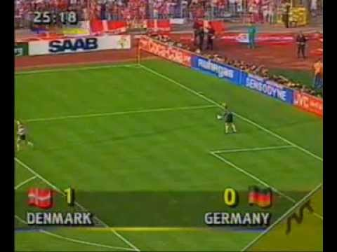 Euros 1992 Final Full Match: Denmark vs. Germany (2-0)