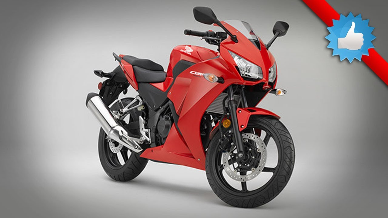 2015 Honda CBR300R Sport Bike: Single-Cylinder Motorcycle ...