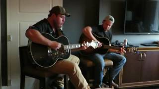 Luke Combs  Even though I'm Leaving CMA Fest 2016 703 1