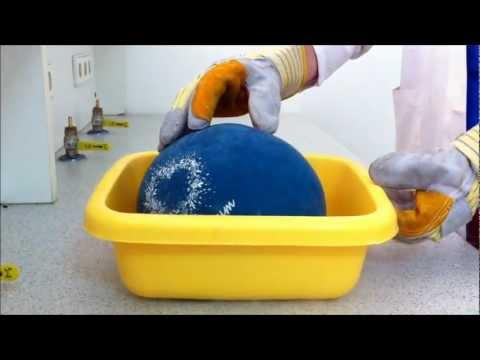Sıvı Azot (Liquid Nitrogen)