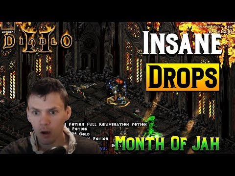 Diablo 2 - Best Drops May 2018