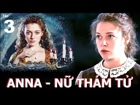 Xem phim Hoàng tử bóng đêm - Anna - Nữ thám tử | Tập 3: Hoàng tử bóng đêm (Ph.1) | Phim trinh thám nổi tiếng (Phụ đề)