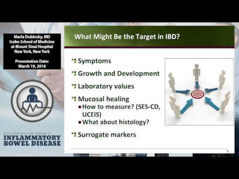 Treat to Target in IBD