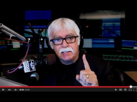 From The 'X' Zone Radio Show Vault: Stephen Lancaster