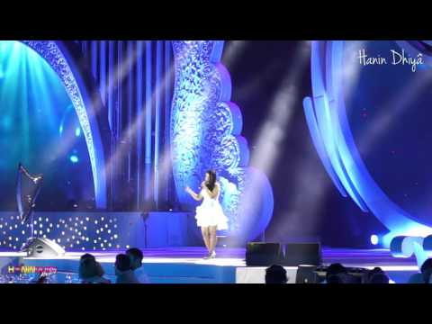 Hanin Dhiya - To Love You More at APOS 2016 Ayana Resort, Bali