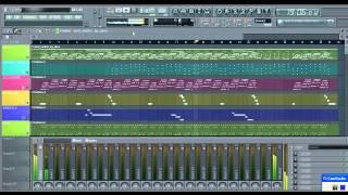Akon- Dont Matter [FL STUDIO]