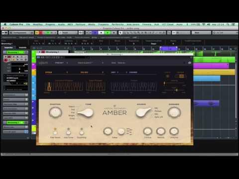 UJAM Virtual Guitarist AMBER Test & Videotutorial