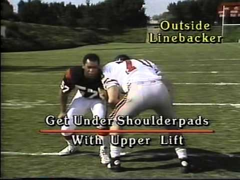 Reggie Williams and Andre Tippett on Linebackers