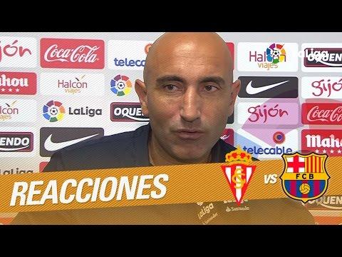 """Abelardo: """"Yo creo que hoy hemos hecho un buen partido a pesar del resultado"""""""