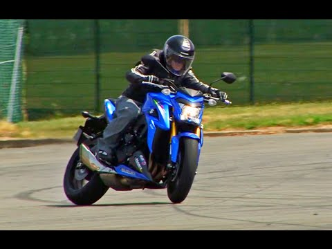 Suzuki GSX-S 1000 test : A bike to wake up elderly people
