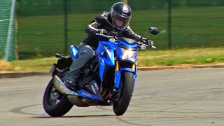 Suzuki GSX-S 1000 : Une moto pour vitaminer les vieux !! - VIDEO LUC MOTOS (English Subtitles)(, 2015-07-23T08:02:27.000Z)