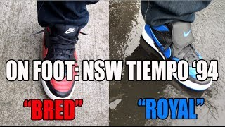 On Foot: NSW Tiempo