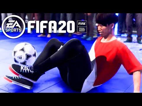 FIFA 20 - Volta Story Mode Trailer   Gamescom 2019