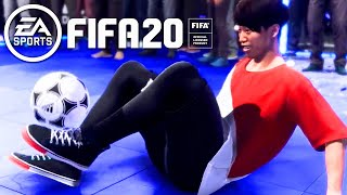 FIFA 20 - Volta Story Mode Trailer | Gamescom 2019
