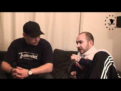 Интервью с Шокком о налёте в Москве, часть первая - Видео онлайн