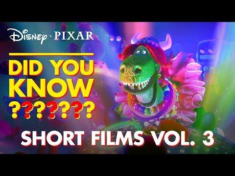 Pixar Short Films Collection Vol. 3 | Pixar Did You Know by Disney•Pixar