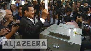 Cambodia elections: Local poll seen as test for Hun Sen