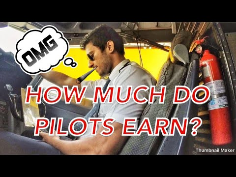 Pilot Salaries in India