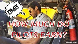 Pilot Salaries in India