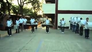 Halcones marching band coatzacoalcos arma 4