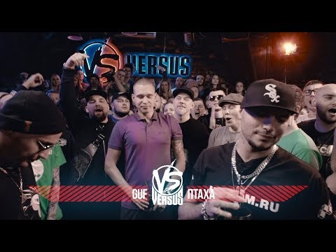 VERSUS #9 (сезон IV): Guf VS Птаха