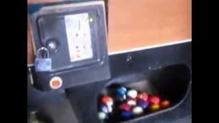 Myxx Gaming & Automation Brilliant Ideas Coin Operated Billiard Table.