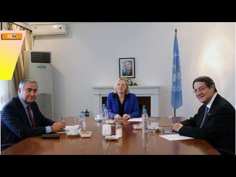 News 24h - CYPRUS: Cypriot leaders hold informal talks to kick-start peace process