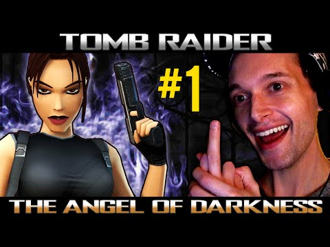 FLYING LARA CROFT - Tomb Raider: The Angel of Darkness - Part 1