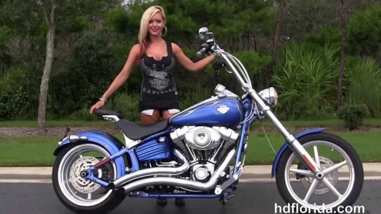used 2008 harley davidson rocker c motorcycles for sale youtube. Black Bedroom Furniture Sets. Home Design Ideas
