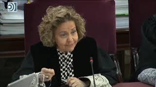 La fiscal deja en evidencia a Josep Rull al leer la doctrina del TC de Canadá y no la del español