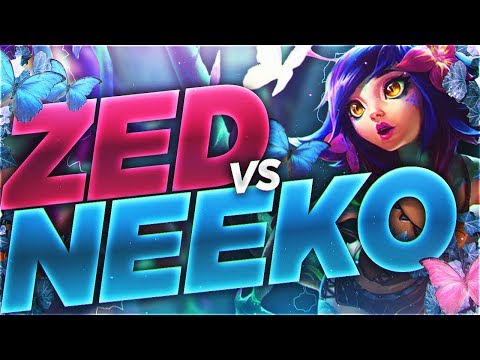 LL STYLISH | FIRST TIME FACING NEEKO AS ZED