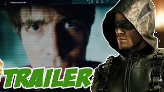 Arrow Season 4 Episode 6 Trailer Breakdown! - The Atom Returns!