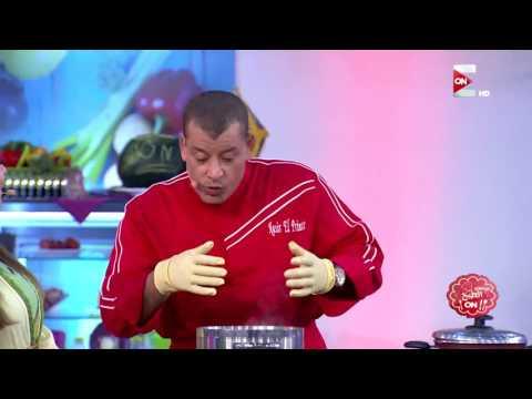 برنس الطبخ -  ناصر البرنس يشرح كيفية معرفة اللحمة الطازجة  - 17:19-2017 / 6 / 22