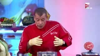 برنس الطبخ -  ناصر البرنس يشرح كيفية معرفة اللحمة الطازجة