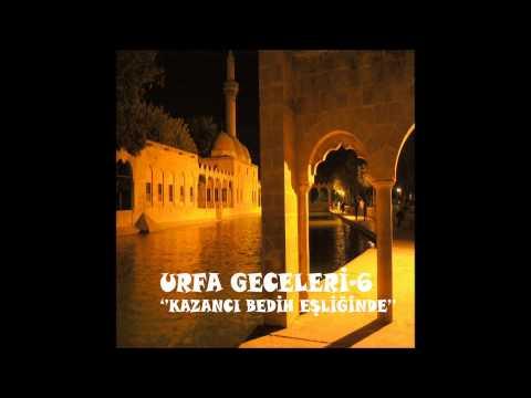 Urfa Geceleri / Kazancı Bedih - Kudusi Biçare Hüdadan (Deka Müzik)