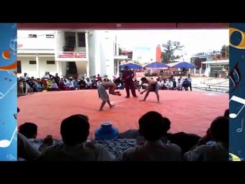Tranh Giải Nhất Nhì - Hội Vật 2016 - eakar - DAKLAK