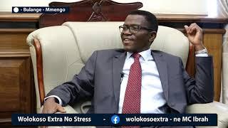 KATIKKIRO PETER MAYIGA -(Part two) -Buganda's contribution to Uganda -MC IBRAH INTERVIEW