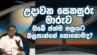 උදාවන සෙනසුරු මාරුව ඔබේ ජන්ම පත්රයට බලපාන්නේ කොහොමද? | Piyum Vila | 24-01-2020 | Siyatha TV