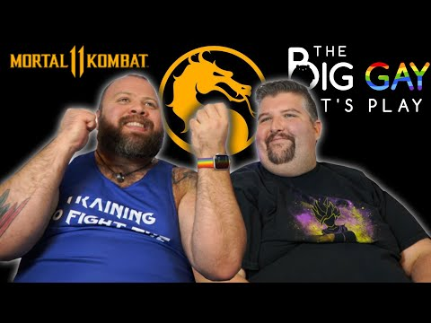 My Big Gay Kreme Daddy! Mortal Kombat XXXXL - BGLP Ep. 4