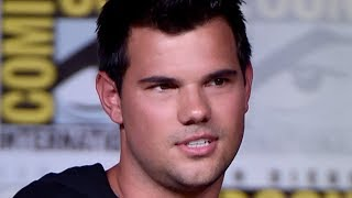 The Real Reason You Don't Hear From Taylor Lautner Anymore