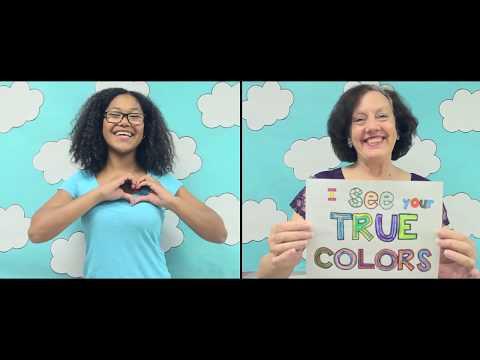 """True Colors"" ASL - Gaither High School 2017"