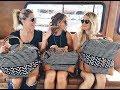 Stella & Dot's GetAway Totes- The perfect bag for travel!