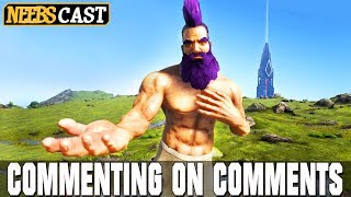 Was Cooter's Death Staged? World Peace Update & Commenting on Comments thumbnail