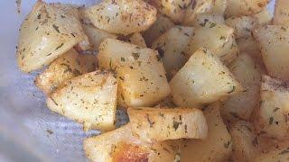 Easy Roasted Potatoes Recipe  | Tasty Snack Ideas