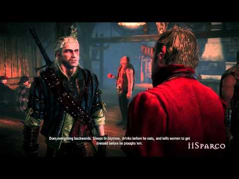 The Witcher 2 : One on One
